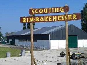 Schoteroog, clubhuis van de Bim Bakenessergroep