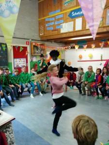 Sinterklaas viering van welpen - Bim Bakenessergroep